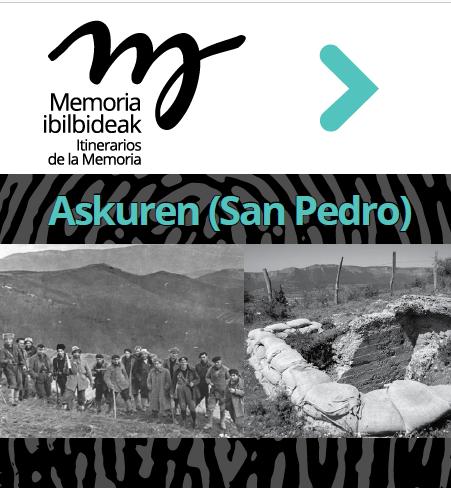 Memoria Ibilbideak Askuren (San Pedro)
